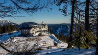 Raxalpen Plateau, NÖ - Winterlandschaft