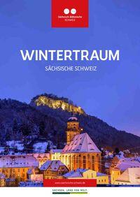 Sächsische Schweiz, Sachsen - Winterbroschüre 2020