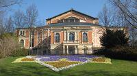 Bayreuth, Bayern - Festspielhaus