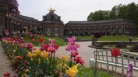 Bayreuth, Bayern - Eremitage Sonnentempel