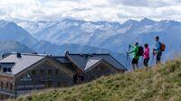 Wildkogel-Arena, SalzburgerLand - Atemberaubendes Bergpanorama
