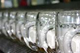 55PLUS Biergläser im Schweizerhaus / Zum Vergrößern auf das Bild klicken