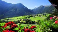 Krimml, Salzburg - Bergpanorama