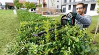 © Bosch / AGR / Rückenschmerzen bei Gartenarbeit