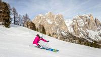 © Trentino Marketing / Alessandro Trovati / Val di Fassa, Italien - Skifahren / Zum Vergrößern auf das Bild klicken