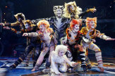 Theaterzelt, Wien - Musical CATS