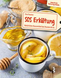 © maudrich Verlag / Cover SOS Erkältung / Zum Vergrößern auf das Bild klicken