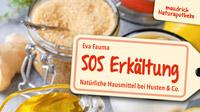 © maudrich Verlag / Cover SOS Erkältung_detail