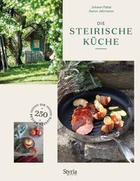 Cover Die Steirische Küche