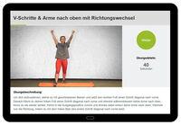 © Salzburg Research / Fit mit ILSE_screenshot2 / Zum Vergrößern auf das Bild klicken