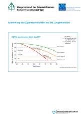 COPD - Grafik Auswirkungen