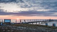 © Oliver Nieschulz / Zingst, DE - Hafenbrücke / Zum Vergrößern auf das Bild klicken