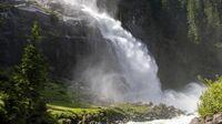 Krimml, Salzburg - Wasserfall