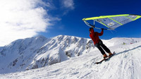 © visitbratislava.com und slovakia.travel / Jasna, Slowakei - Ski mit Glider / Zum Vergrößern auf das Bild klicken