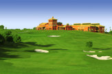 La Reserva Golf Panoramica in Sotogrande, Spanien