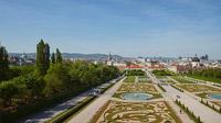 © Belvedere, Wien / Foto: Johannes Stoll / Belvedere, Wien - Ausstellung Canalettoblick, Blick auf Wien / Zum Vergrößern auf das Bild klicken