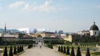 © Coop Himmelb(l)au / Belvedere, Wien - Ausstellung Canalettoblick, Wettbewerbsentwurf / Zum Vergrößern auf das Bild klicken