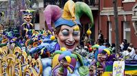 © pixabay / New Orleans, USA - Mardi Gras / Zum Vergrößern auf das Bild klicken