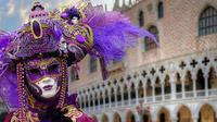 © pixabay / Venedig, Italien - Maske / Zum Vergrößern auf das Bild klicken