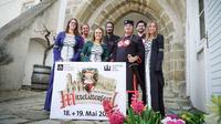 © Stadtgemeinde Klosterneuburg / SchuhE / Stift Klosterneuburg, NÖ - Mittelalterfest / Zum Vergrößern auf das Bild klicken