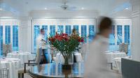 © Atlantic-Hotel / Jersey, GB - Ocean Restaurant / Zum Vergrößern auf das Bild klicken