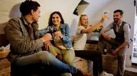 © Illmitz Tourismus / Steve Haider / Neusiedler See, Burgenland - Weinproben / Zum Vergrößern auf das Bild klicken