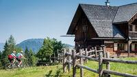© OÖ Tourismus / Ralf Hochhauser / Steyr und die Nationalpark Region, OÖ - Mit dem Mountainbike auf die Almen / Zum Vergrößern auf das Bild klicken