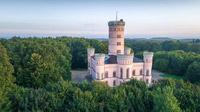 © Staatliche Schlösser, Gärten und Kunstsammlungen M-V/ Funkhaus Creative / Schloss Granitz, Rügen  / Zum Vergrößern auf das Bild klicken
