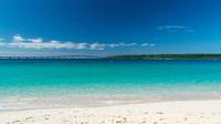 © shutterstock / nikosto / Okinawa, Japan - Yonaha Maehama Beach / Zum Vergrößern auf das Bild klicken