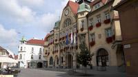 55PLUS Medien GmbH / Rathaus von Ptuj, Slowenien / Zum Vergrößern auf das Bild klicken