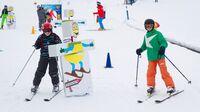Dachstein West, Steiermark - Skifahren lernen