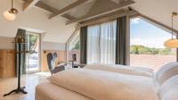 © Lukas Kirchgasser / Steira Wirt, Trautmannsdorf - VillaRosa Suite / Zum Vergrößern auf das Bild klicken