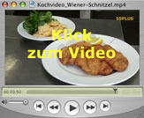 55PLUS Wiener Schnitzel Video-Sujet